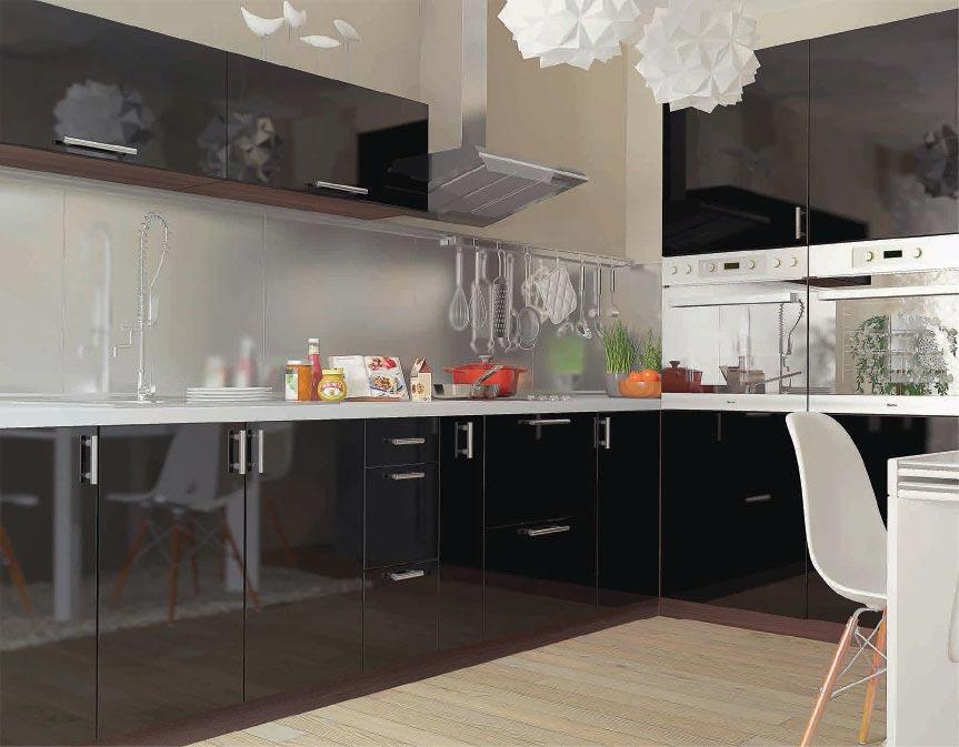 Кухня мода фото
