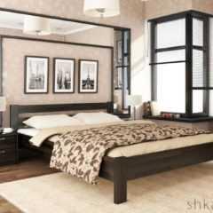 """Кровать деревянная """"Рената"""""""