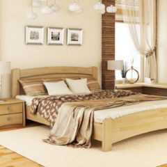 """Кровать деревянная """"Венеция Люкс"""""""
