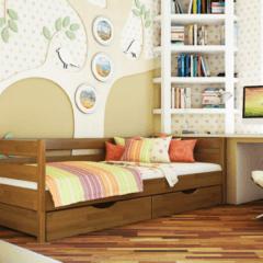 кровать для детей, недорого, нота