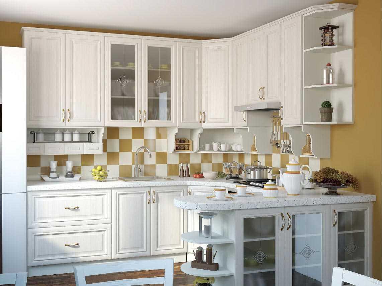 кухня белая классика купить одесса